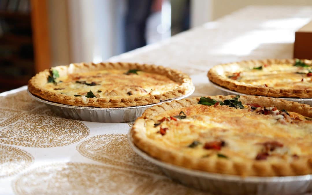 Make a Quiche to Wow Your Family with Delicious Meal