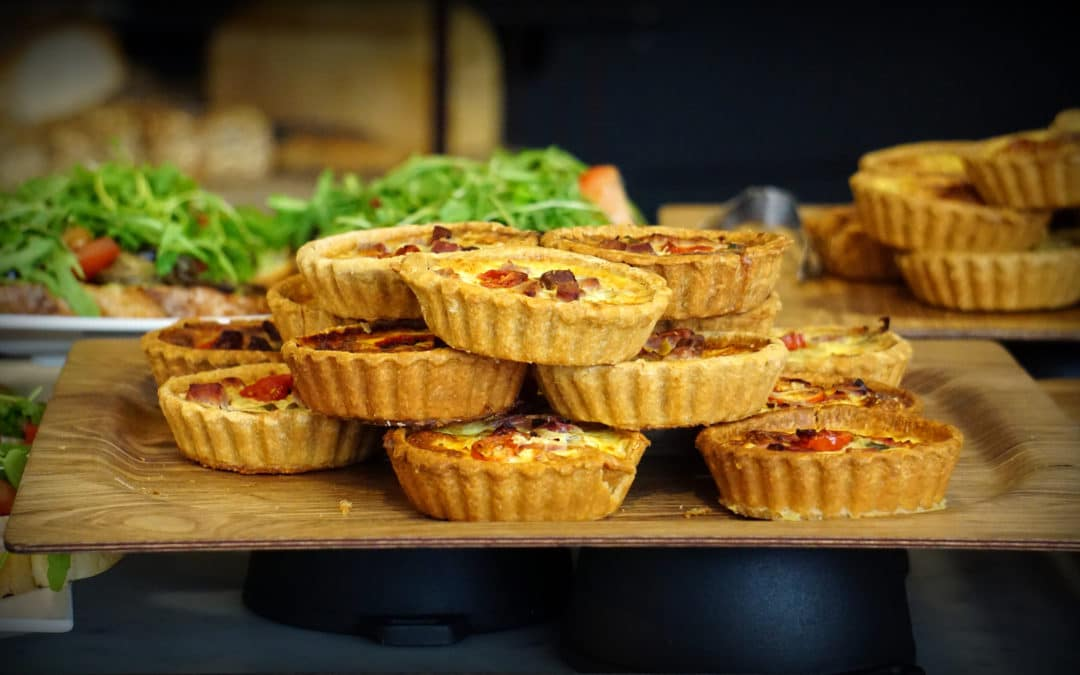 Evolution of Quiche and The Use of Quiche Pans